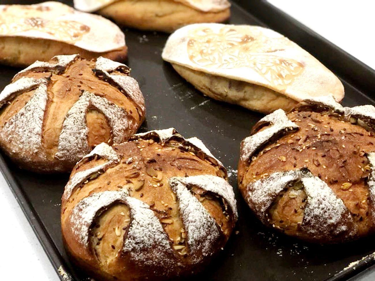 榧香鸟包-欧式面包#挚爱烘焙·你就是mof
