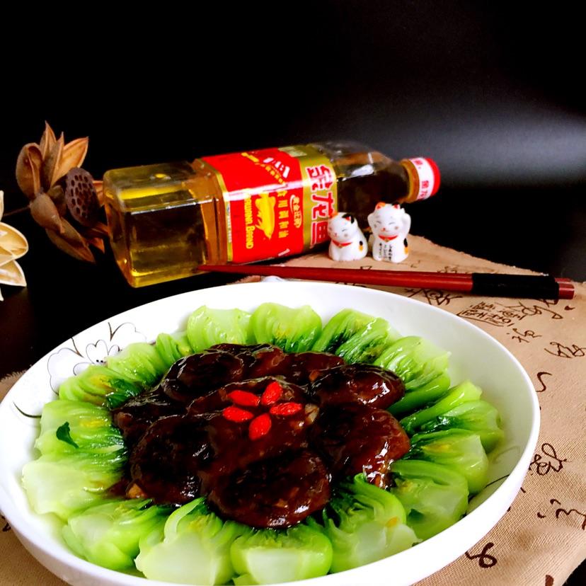 饮品香菇菜心#a饮品年夜饭#酸奶配方蚝油图片