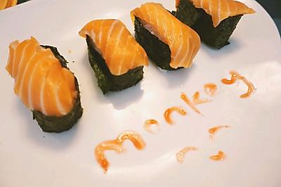 『三文鱼or金枪鱼寿司』超easy