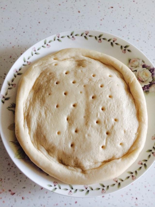 烤披萨的做法图解1