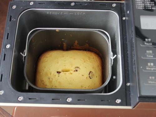 面包机好用吗_面包机版磅蛋糕