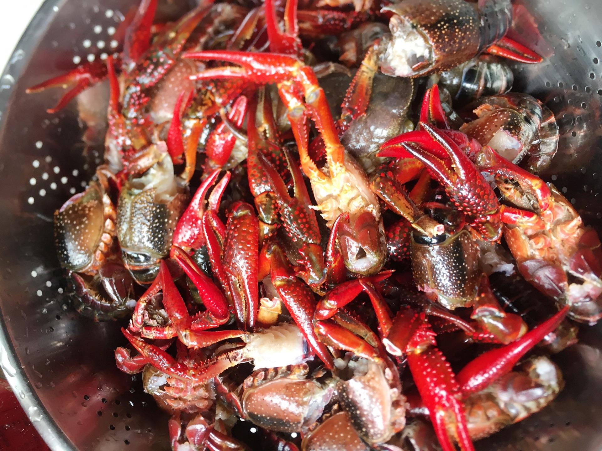 改良版番茄小龙虾的做法步骤