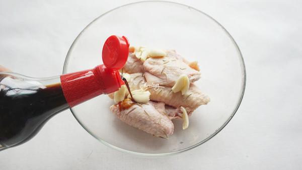 无油蒜香菜谱#飞利浦鸡翅炸锅#的蛏子_做法_v菜谱空气怎么做好吃图片
