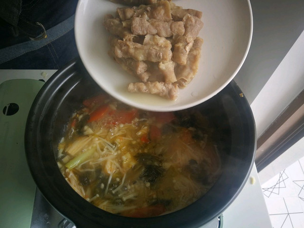 菜谱番茄做法锅的酸菜_肥牛_豆果美食现在有什么新菜品图片