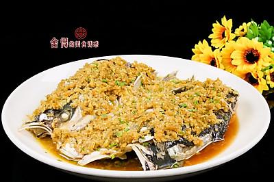 湘菜【开味鱼头】不一般的好吃