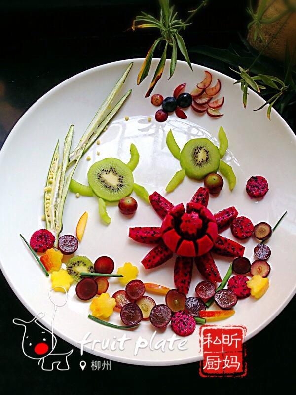 水果拼盘集锦