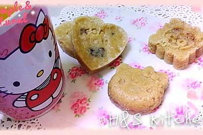 「中式糕点DIY」奶油风味绿豆糕