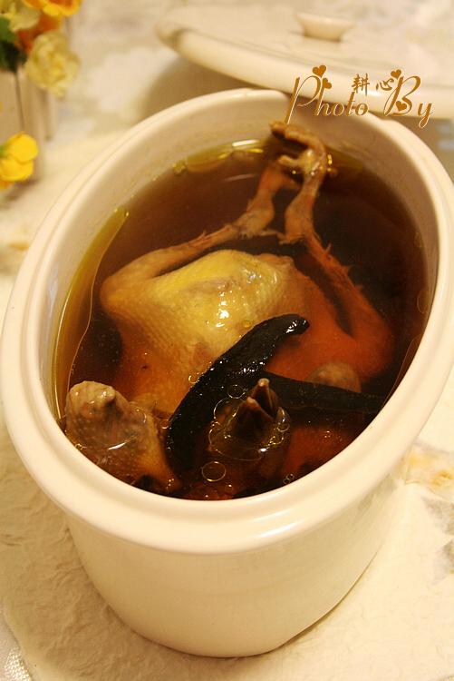 菜谱鸽子汤的做法_美食_豆果美食滨州灵芝吧图片