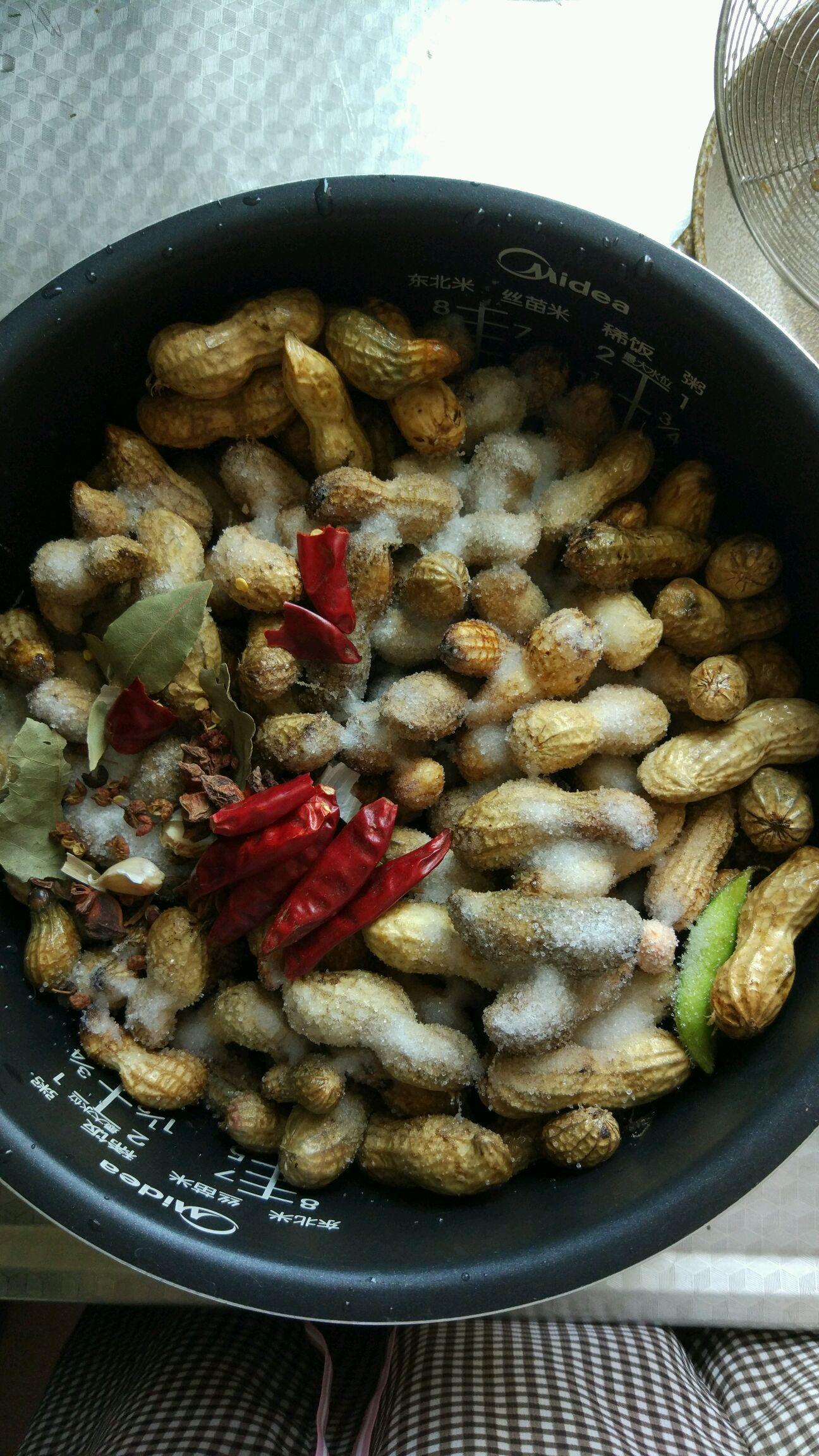 豆果美食 >  菜谱 > 水煮花生   水煮花生的做法步骤