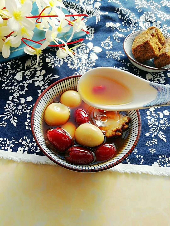 冬瓜糖水蛋美食的菜谱_做法_豆果鹌鹑黑豆红枣排骨汤图片