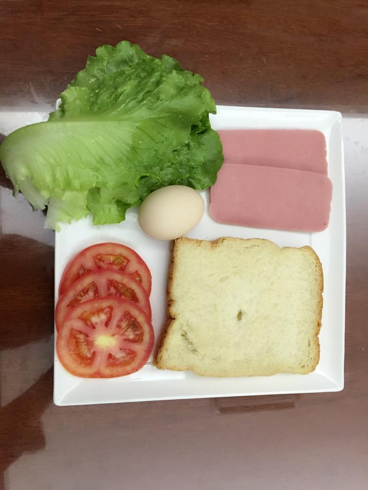 diy三明治的做法步骤