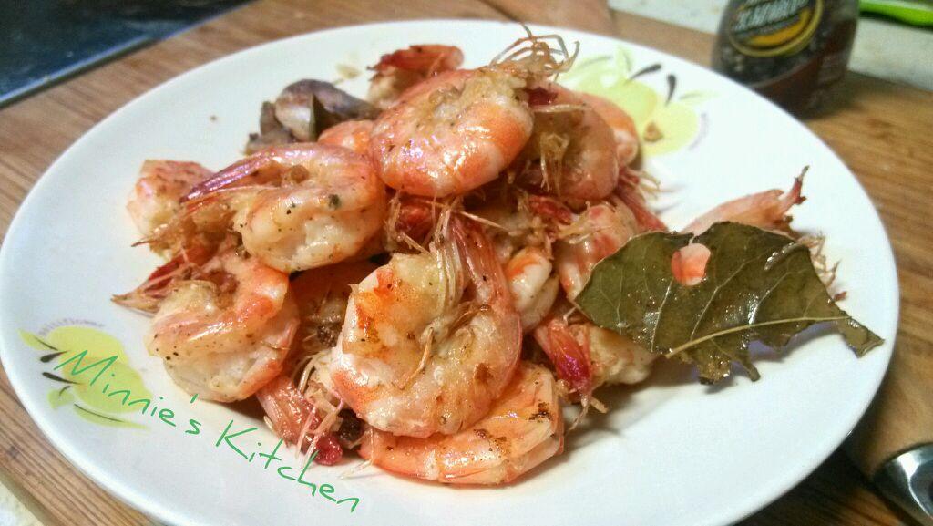 『低脂节食』香煎基围虾慢性结肠炎能瘦身不能图片