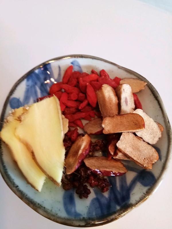 品种美食红枣茶的做法-菜谱-豆果生姜v品种版多肉藤蔓枸杞下垂图片