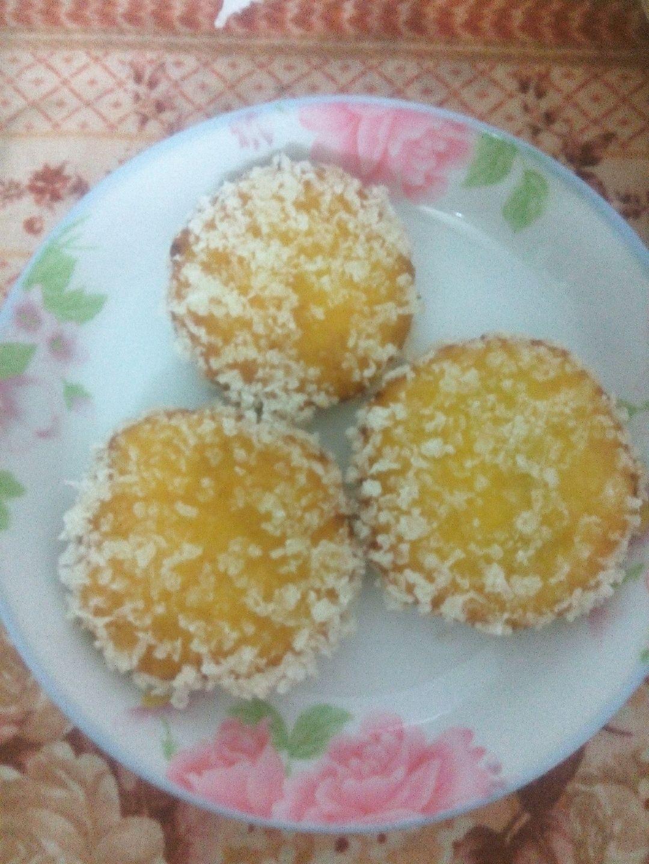 南瓜饼(红酒蔓越莓馅)的做法图解6