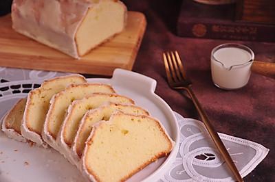 #快手又营养,我家的冬日必备菜品#柠檬砂蛋糕