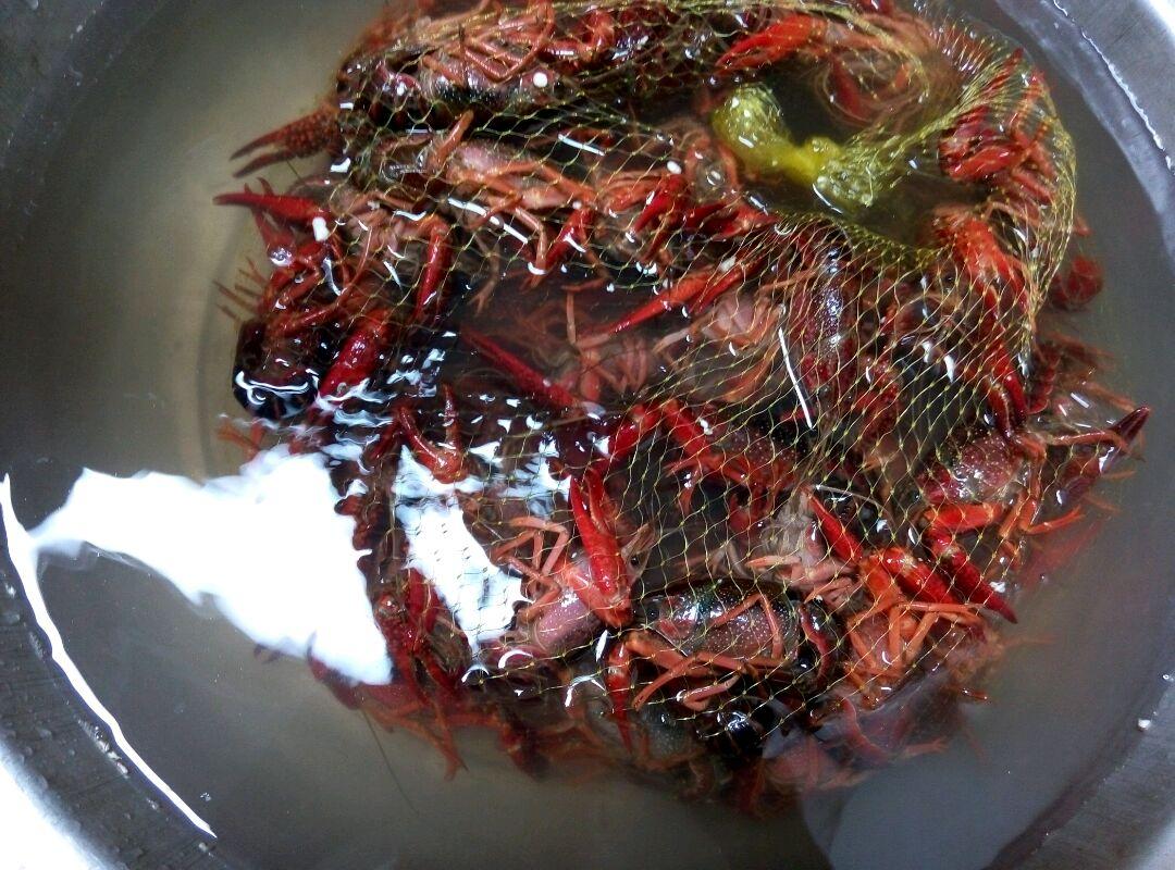 小龙虾的做法步骤