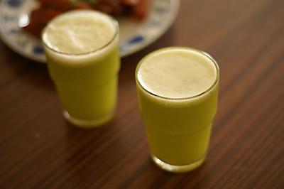 芹菜凤梨汁