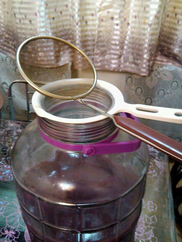 自酿葡萄酒的做法步骤