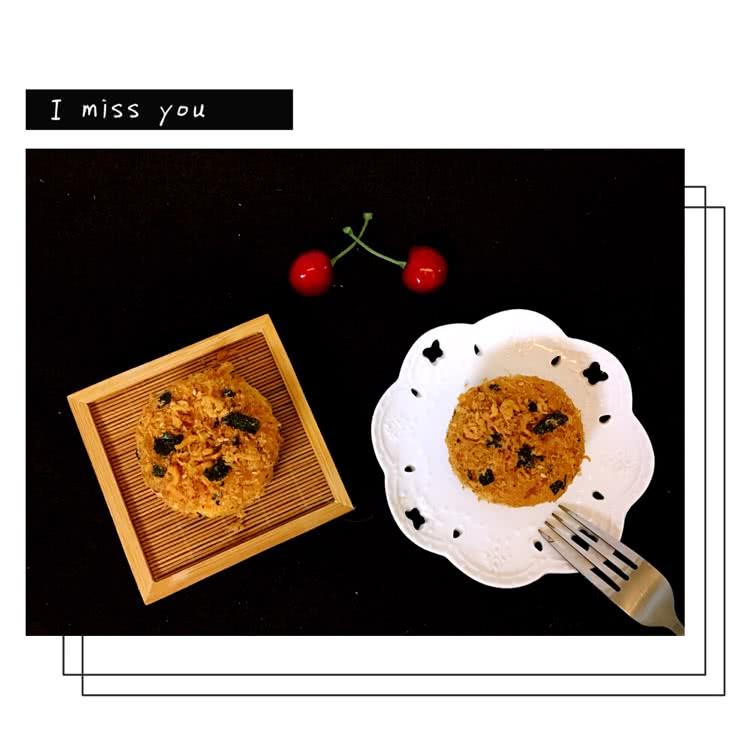 蛋糕小贝(用的是小四卷的肉松做鸭掌坯)配方木水v蛋糕跟法图片