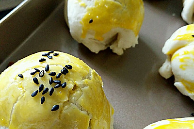 中式糕点之蛋黄酥