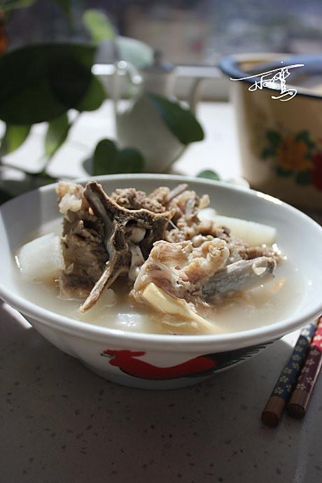清炖羊蝎子的鸭蛋_菜谱_豆果美食做法是怎么蒸图片