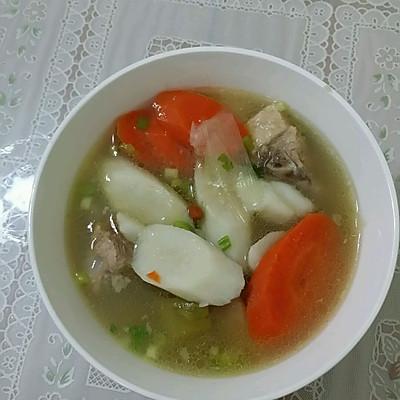 做法八哥骨菜谱汤的排骨_美食_豆果萝卜山药可以吃鸡蛋清吗图片