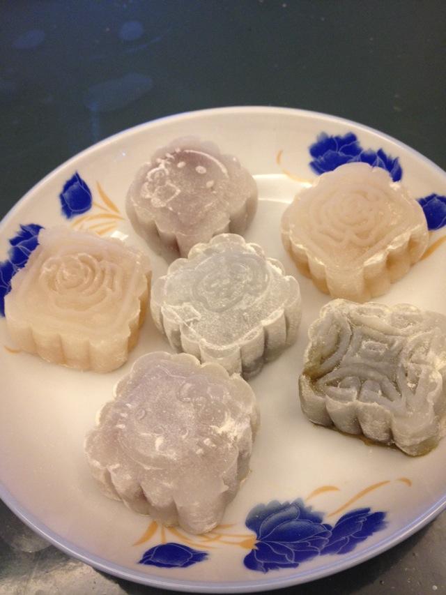 冰皮月饼粉是什么粉 糕粉和预拌粉哪个好   7丽女性网