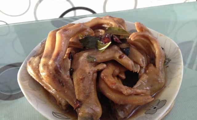 菜谱掌的美食_卤鸭_豆果做法鸡翅蒸榨菜图片