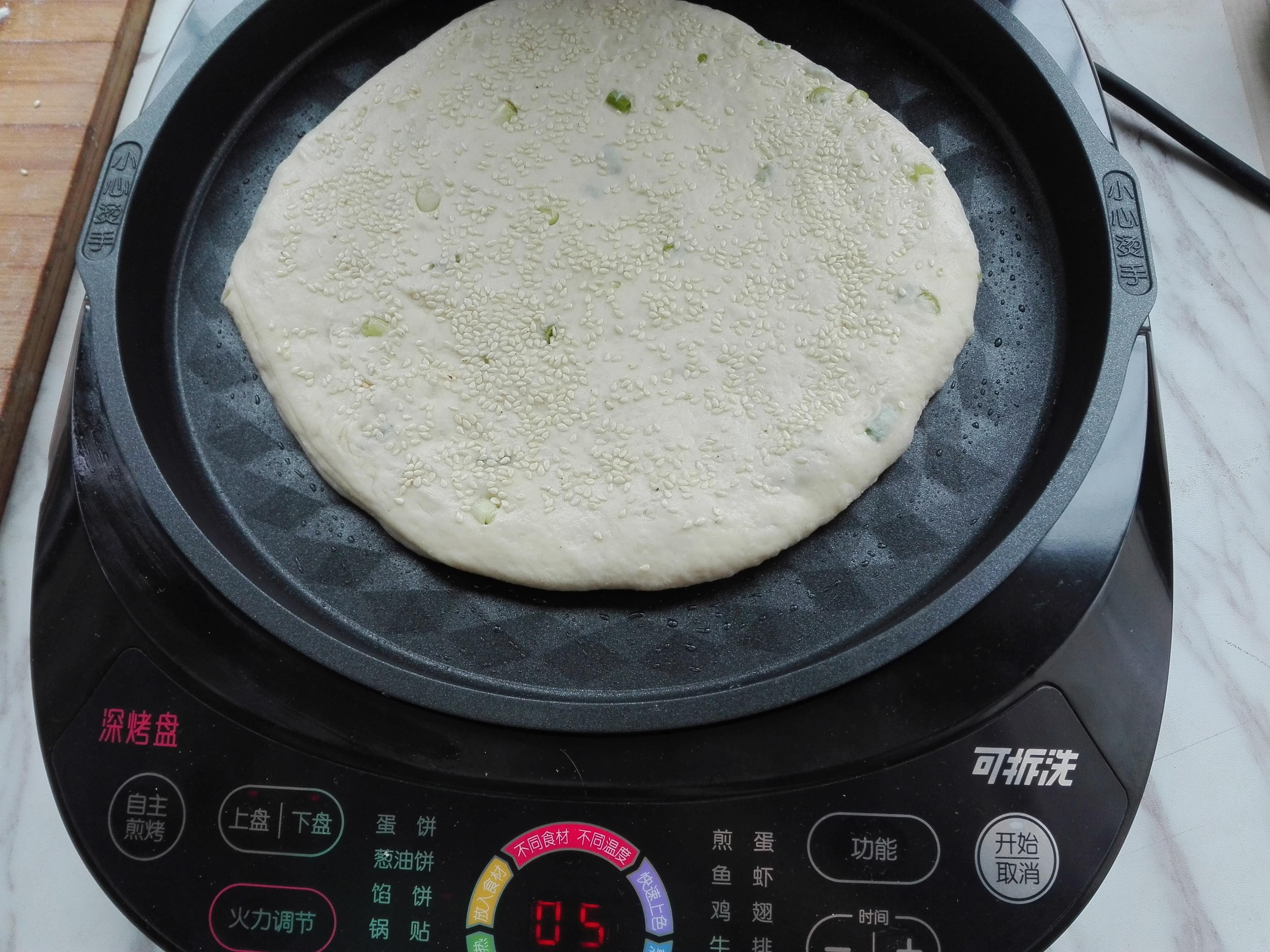 发面饼-苏泊尔煎烤机jc32r61-150菜谱的做法_好处_豆吃凉拌食谱的洋葱图片