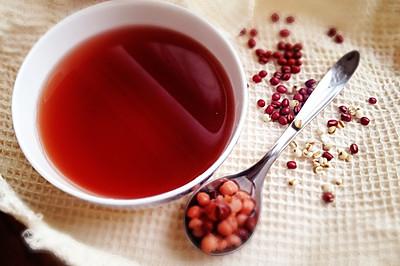 薏米红豆水