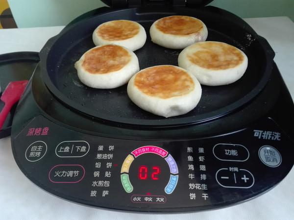 凉了也不硬的烙饼-苏泊尔煎烤机jc32r61-150食谱(13/13)排骨的v烙饼图片