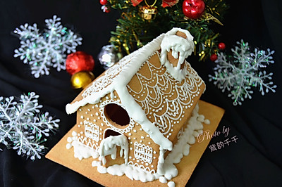 圣诞节礼物——姜饼屋