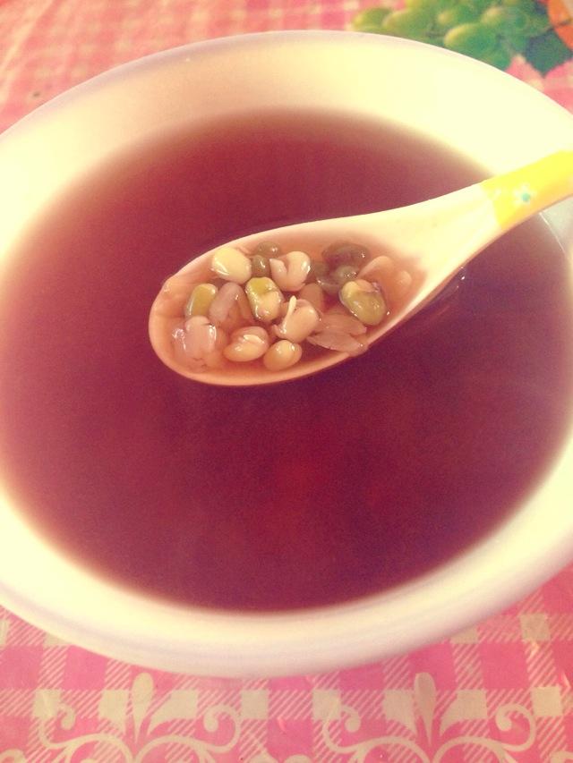 解暑绿豆汤的做法步骤