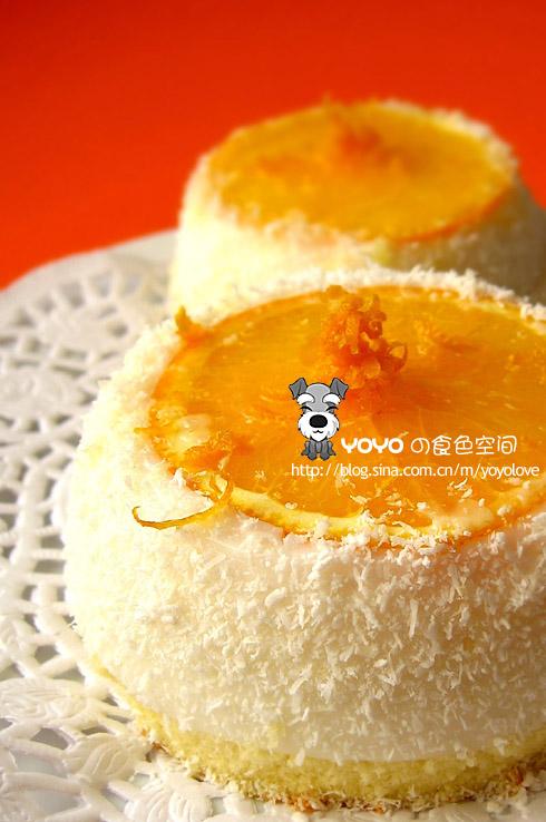 香橙慕斯的做法_香橙奶油慕斯的做法图解7