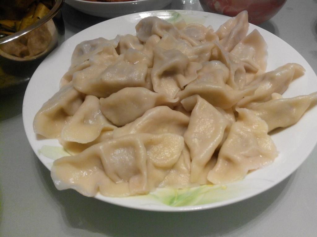 萝卜馅的饺子_萝卜羊肉馅水饺