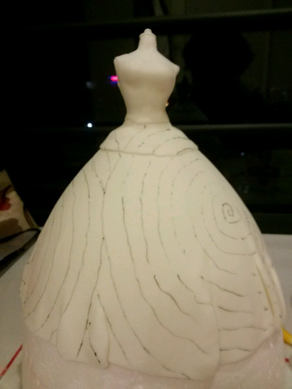 19世纪欧式裙子