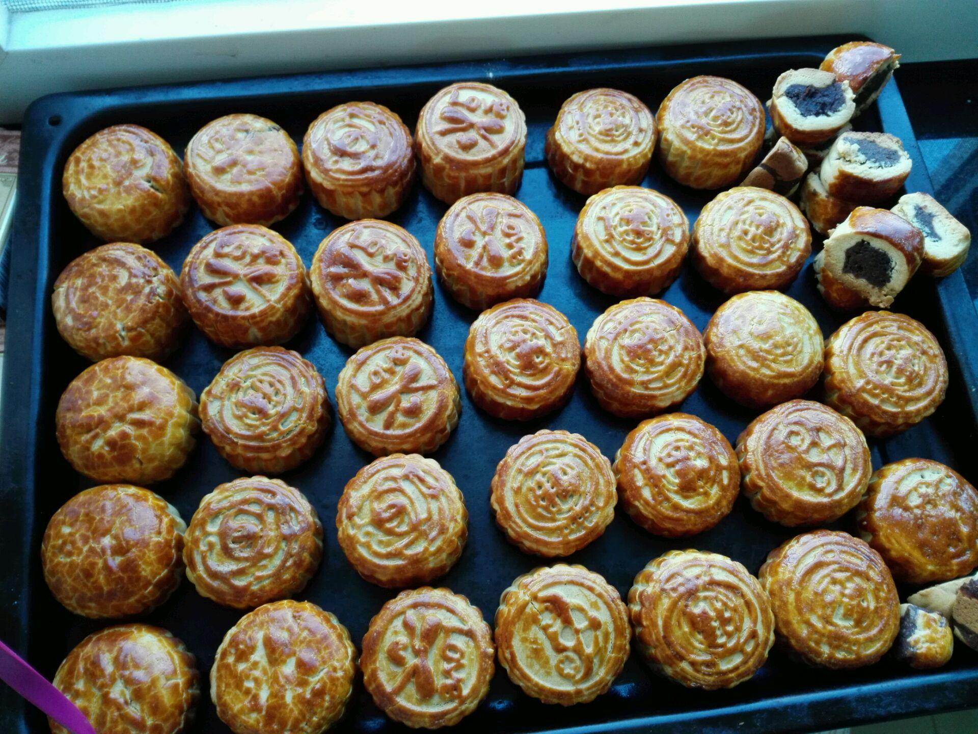 月饼的做法_【图解】月饼怎么做如何做好吃_月饼家常