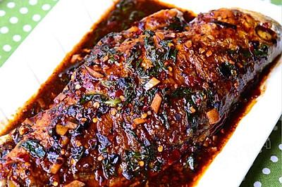 【炝锅鱼】——贵州风味菜