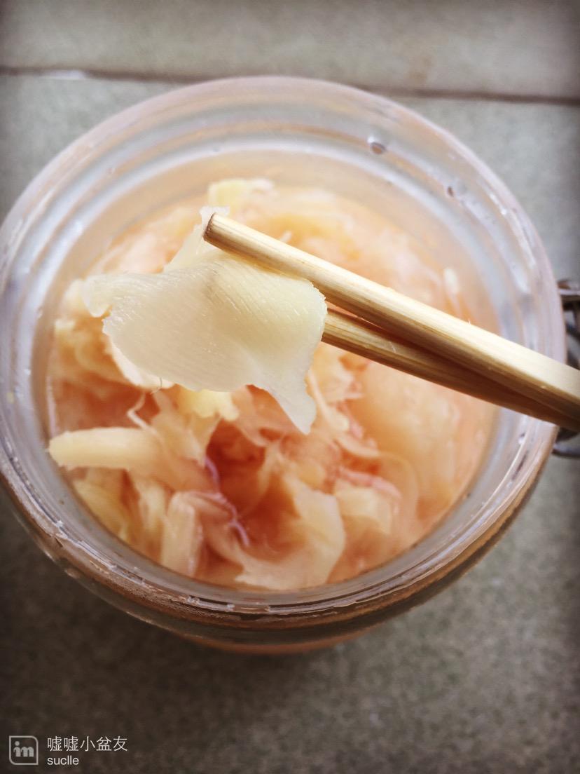 醋泡姜【寿司姜】的做法图解11