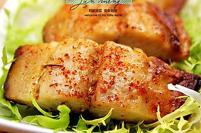 【烤鲅鱼干】--地道的胶东特色咸鱼干