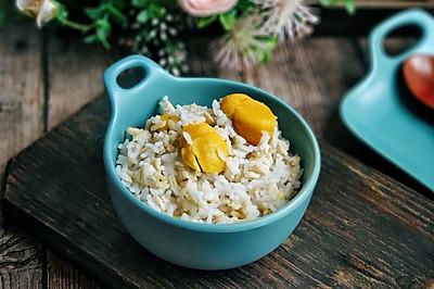 #秋天怎么吃#栗子燕麦大米饭 健脾养胃且低糖