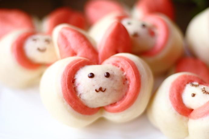 兔子馒头_兔子馒头