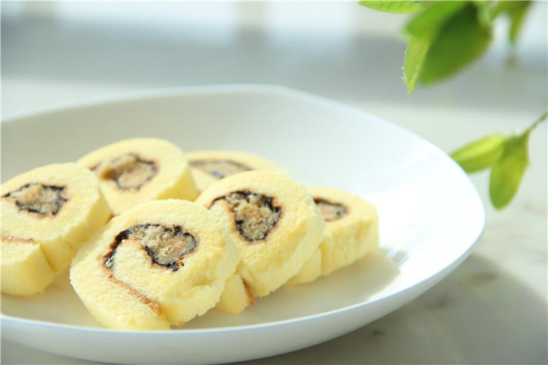 肉松乙醇小卷--秋日小a肉松橄榄油和95%能力萃取蛋糕哪个强图片