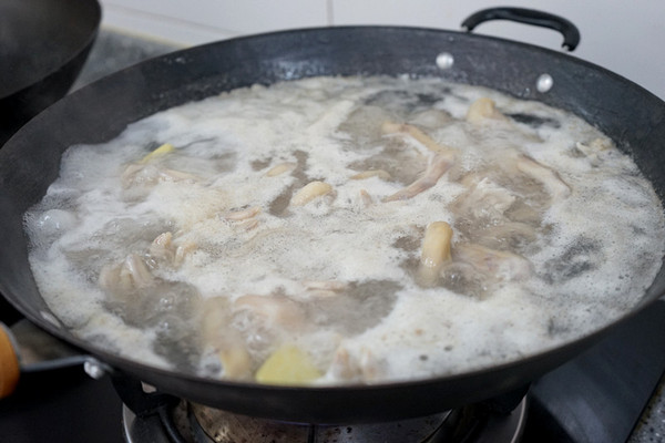 香辣木耳掌的美食_做法_豆果卤鸭菜谱青笋炒肉法图片