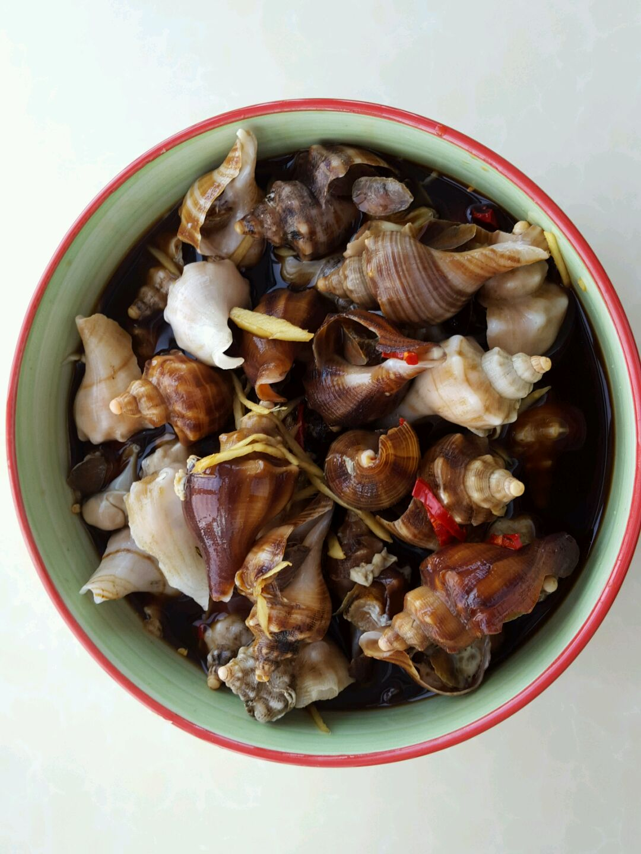捞汁小海螺的做法_菜谱_豆果美食