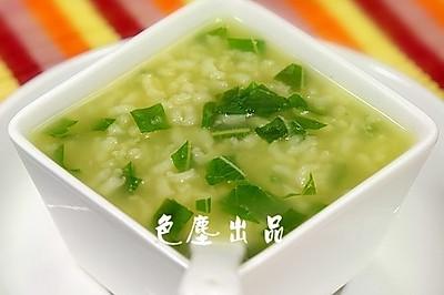 陈皮苏叶粥——感冒、胃痛的食疗粥