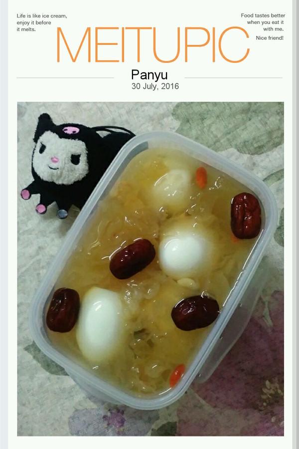 菜品做法雪耳美食的菜谱_莲子_豆果百合拉斯维斯西餐厅糖水图片