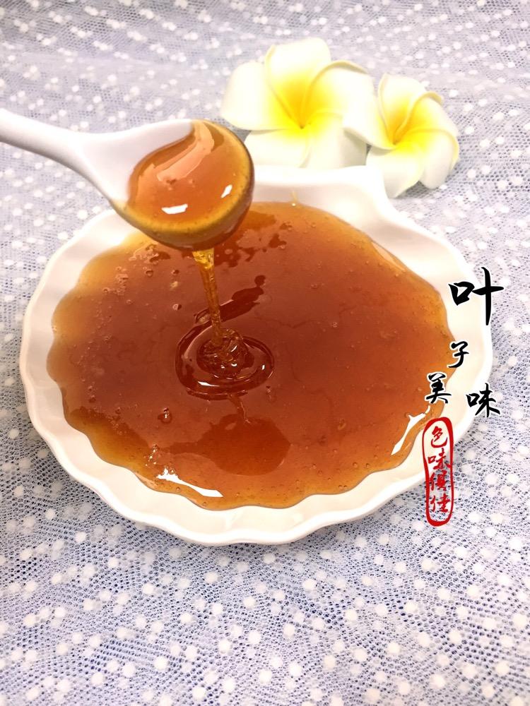 主料 细砂糖400g 清水180g 柠檬汁50g 自制月饼转化糖浆的做法步骤