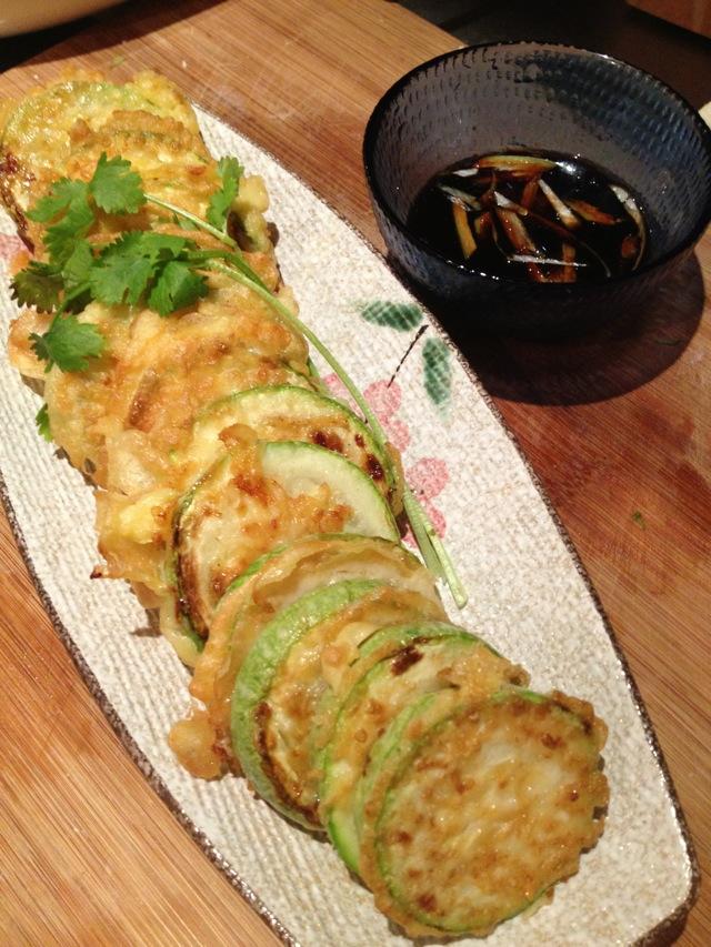 韩式西葫芦煎饼的做法图解4