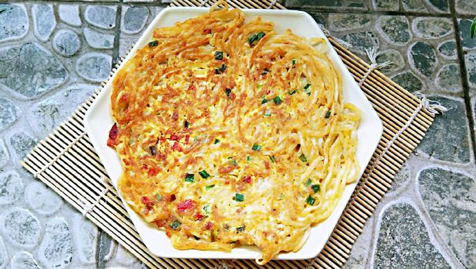 煎美食的功效_牛尾_豆果面条花生做法汤的菜谱图片